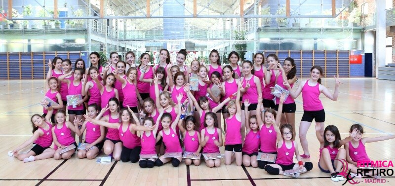 gimnastas club retiro madrid